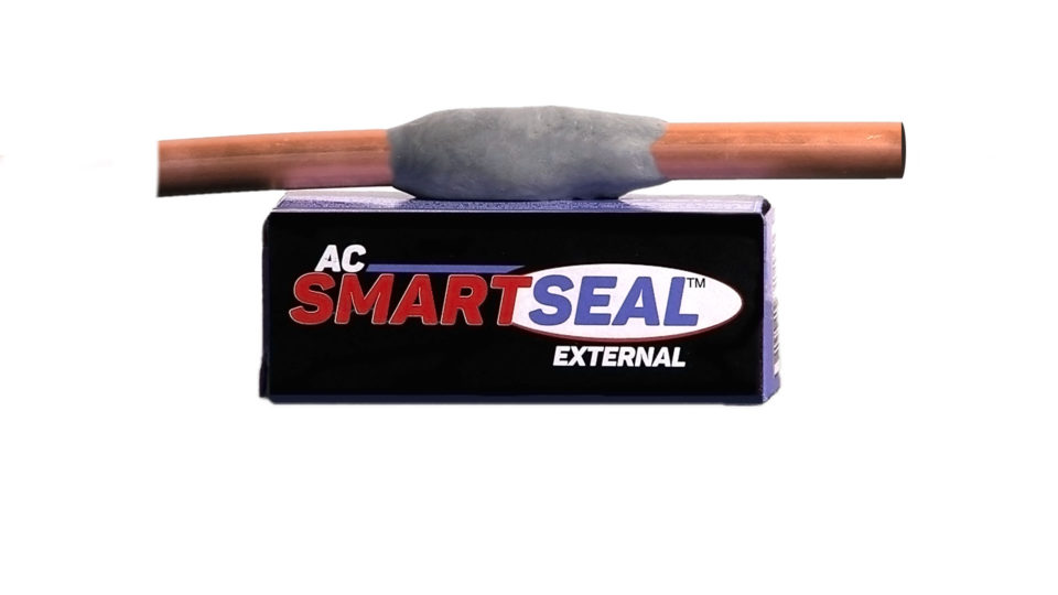 Smart Seal External cutoff still