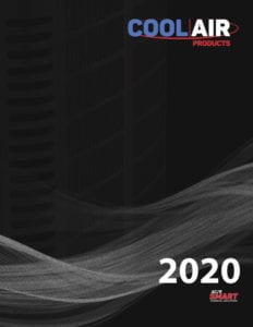 Cool Air Products - 2020 Catalog