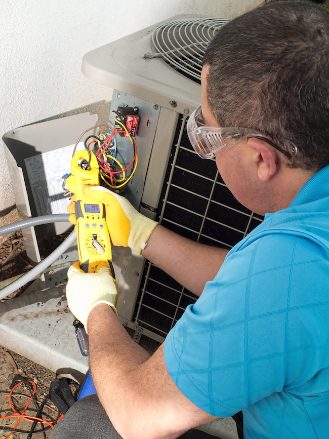 Using External Sealants for Air Conditioner Leak Repair