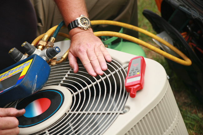AC Leak Repair: How to Track Down Leaks in AC/R Systems